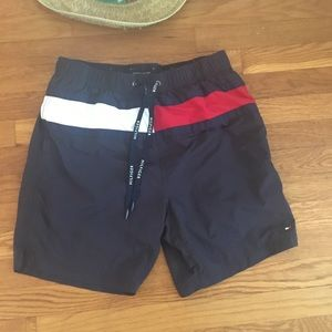 Tommy Hilfiger size medium men's swim shorts